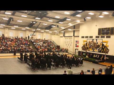 Winona High School Graduation Flash Mob