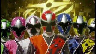 Power Rangers Ninja Steel Opening 3(Donald Soto DIY Productions)