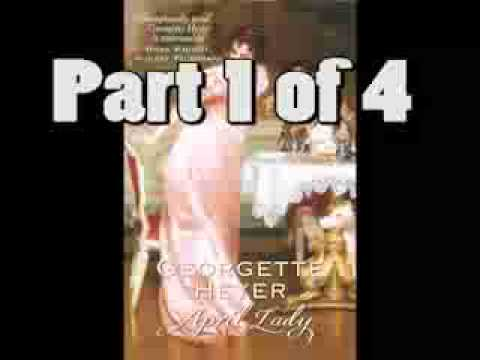 April Lady 1 of 4 Full Romance Audio Book by Georgette Heyer
