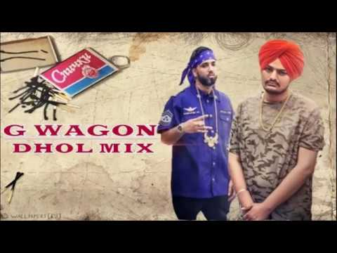 G Wagon ( Dhol Mix ) | Sidhu Moosewala | Latest Punjabi Song 2017 | HD Vol