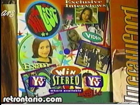 YTV Hitlist opening 2000