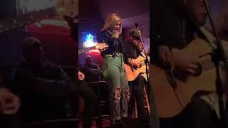 Lauren Alaina 'Ladies In The 90's' Coyote Joe's Tanner Guitar Pull