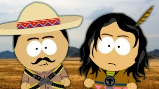 Pancho Villa vs Crazy Horse. Epic Fanmade Rap Battles of History #66