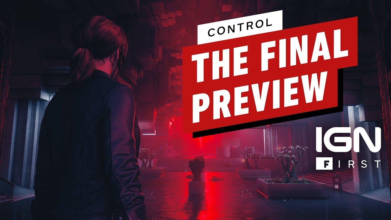 Kontrolle ist klug, wild und Fledermäuse ** t verrückt - IGN zuerst + video