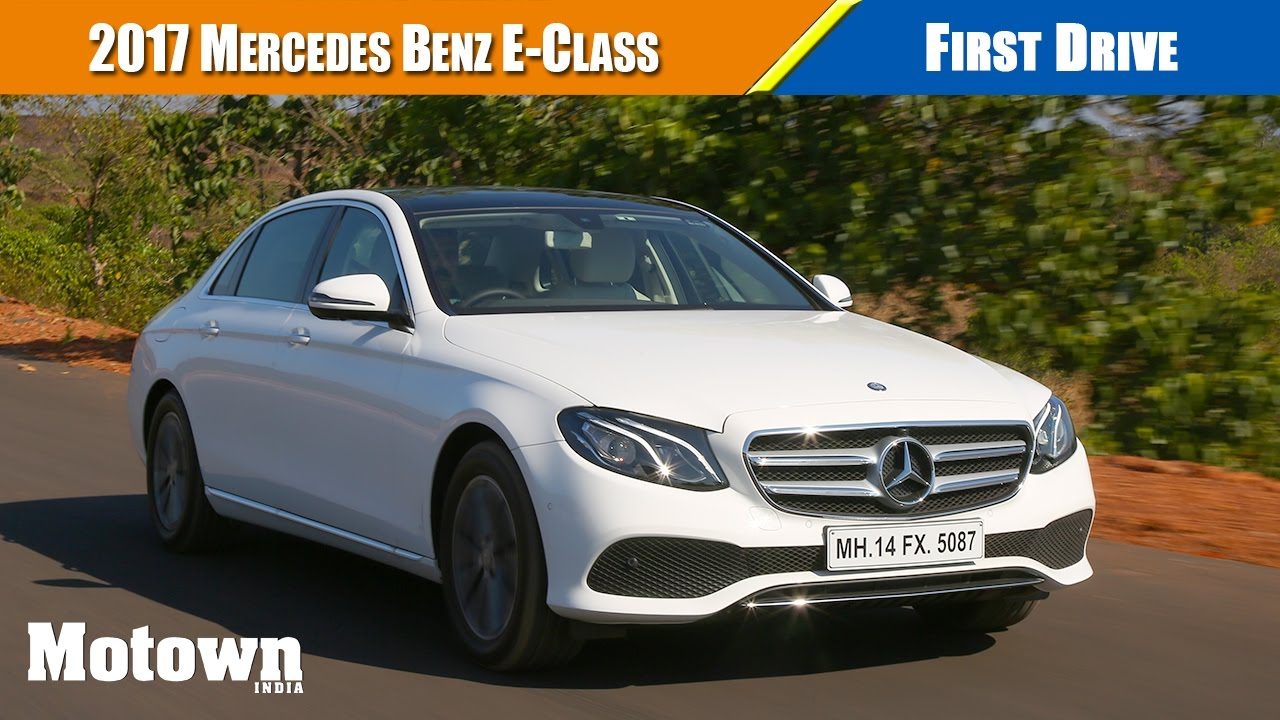 2017 mercedes benz long wheel base e class e 350d first for Mercedes benz prices in india