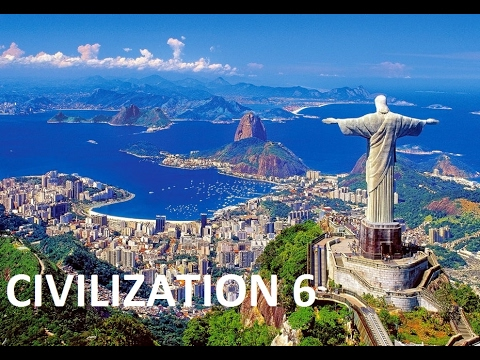 Jouons à Civilization 6 partie 1 : Explore