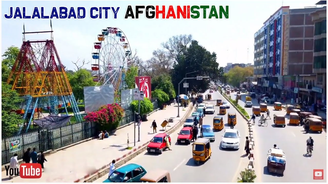 Download Jalalabad City New Video Full HD  2019 | Beautiful View of whole  City | Jalalabad Afghanistan