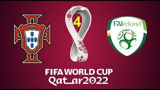 Португалия Ирландия прогноз 1 сентября отбор ЧМ 2022
