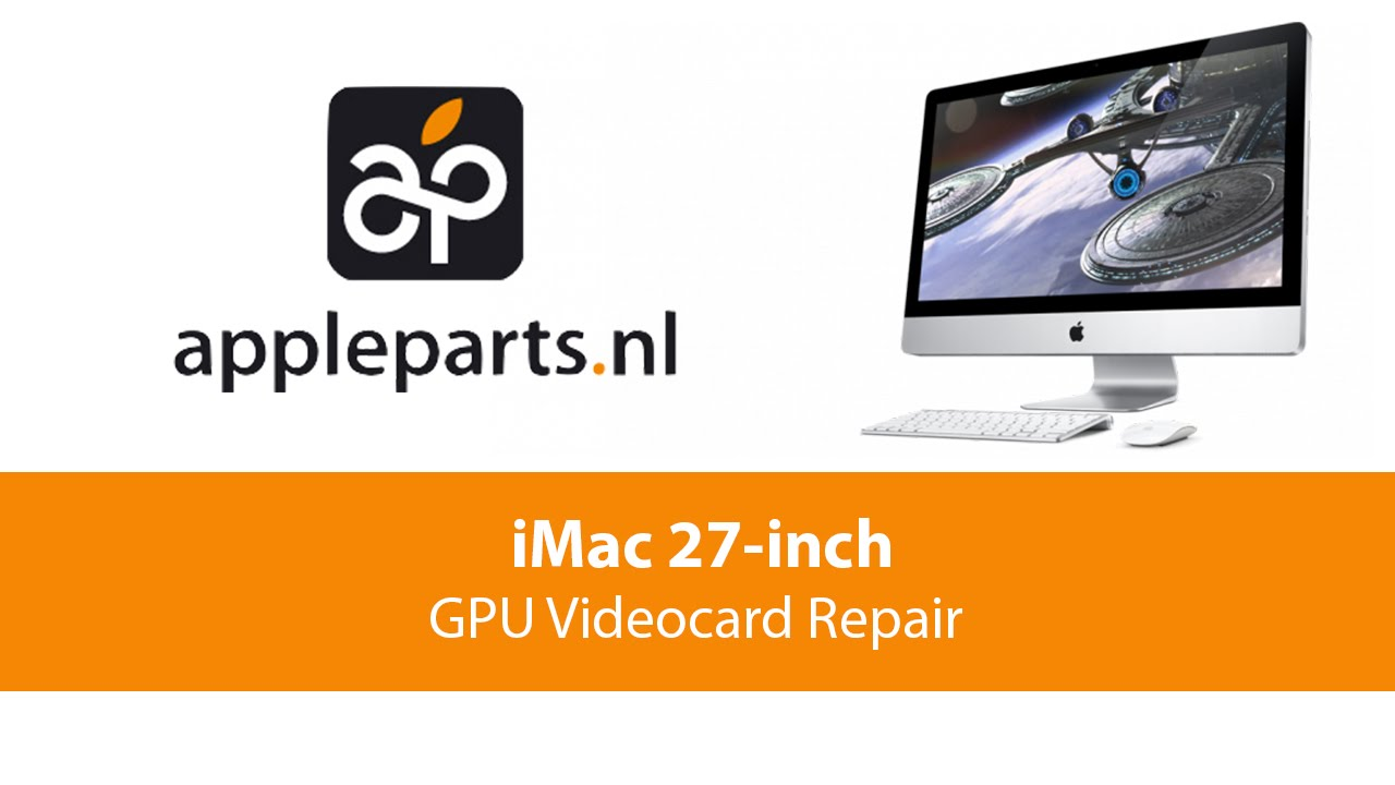 repair apple imac