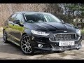 Used Ford Mondeo 2.0 EcoBoost Titanium 5dr Auto Hatchback