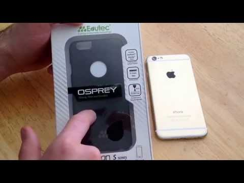 Evutec Osprey iPhone 6 case review.