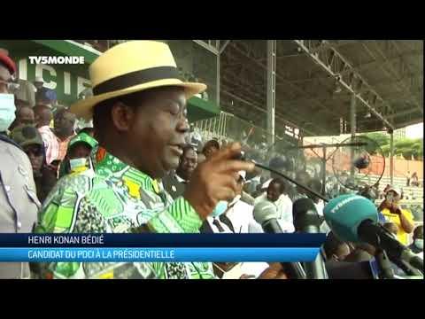 Côte d'Ivoire : grand rassemblement de l'opposition à Abidjan