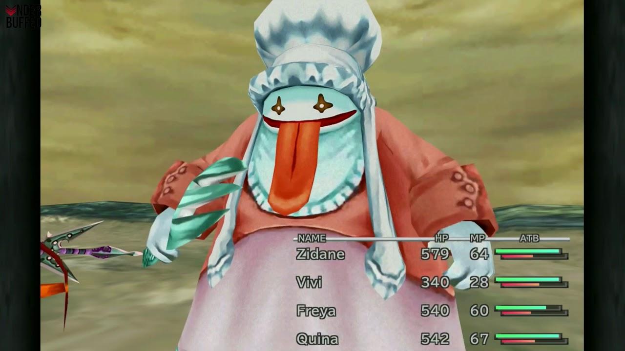 Final Fantasy IX] - Matra Magic (Quina's Blue Magic) - YouTube
