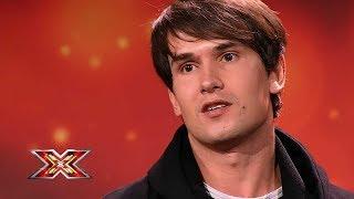 Леонид Рябченко. Прослушивания. X Factor Kazakhstan. 4 Эпизод.