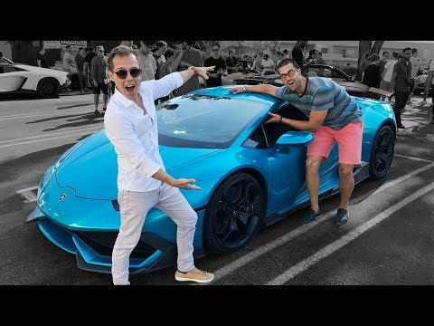 How he bought a Lamborghini Huracan: Chatting Real Estate with Bryan Casella