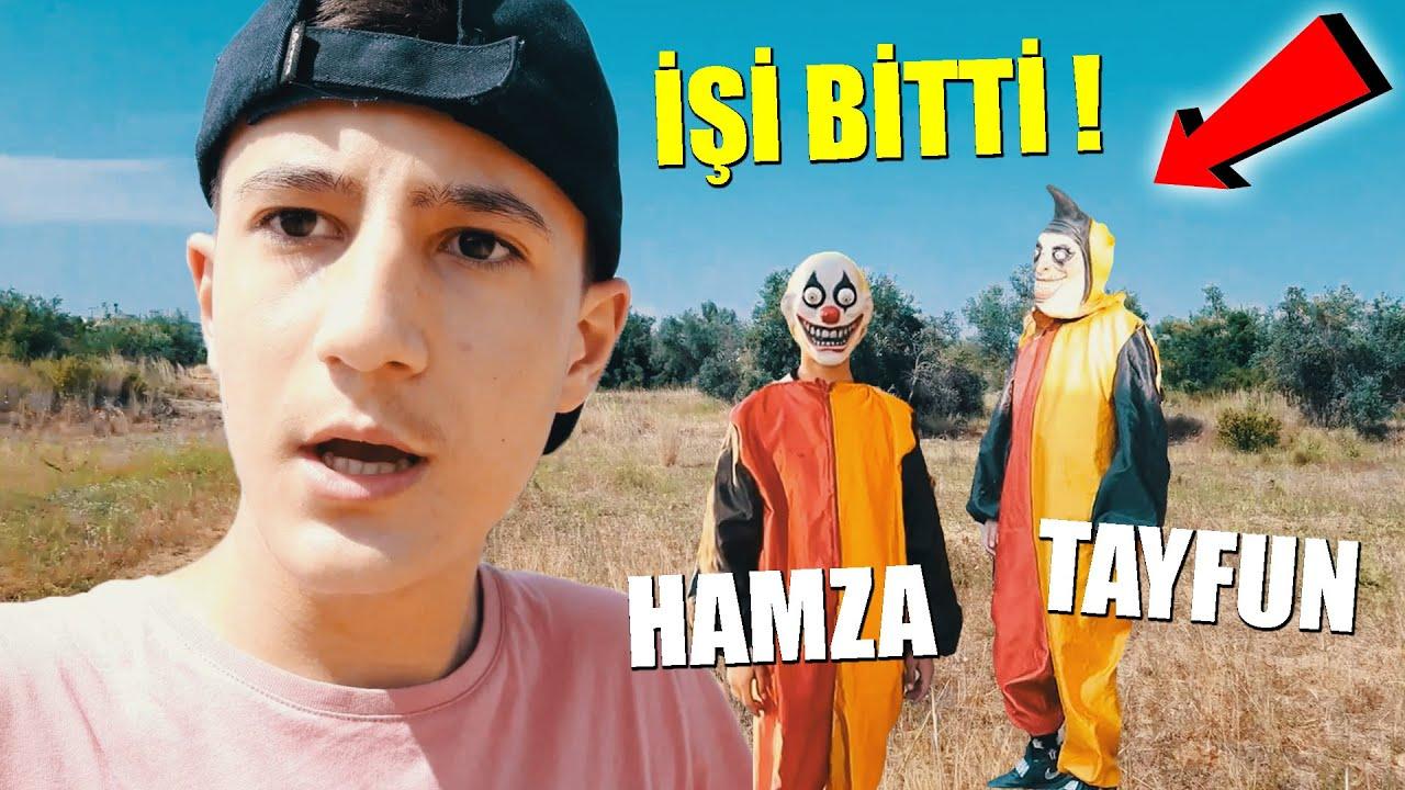 PAYLAÇO TAYFUN PAYLAÇO HAMZA 'NIN İŞİNİ BİTİRDİ ! ( Yiğit Alp Çavdar )