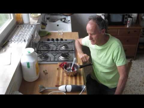 Alzheimers -Coconut Oil Smoothie with ian Blair Hamilton