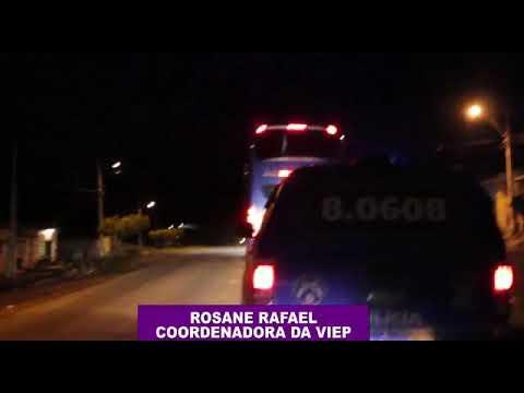 ITIÚBA: BARREIRA SANITÁRIA INTERCEPTA ÔNIBUS COM VÁRIOS PASSAGEIROS DE DIVERSAS CIDADES EM ITIÚBA