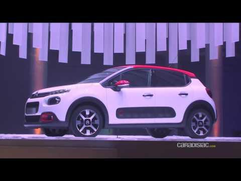 Présentation - Tous les détails de la nouvelle Citroën C3 2016 : la troisième est la bonne