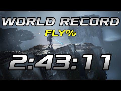 Star Wars Jedi: Fallen Order In 2:43:11 [World Record] *OLD*