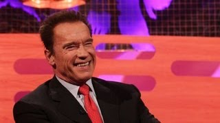 Arnold Schwarzenegger chats about his catchphrashes - The Graham Norton Show - Series 12 - BBC One