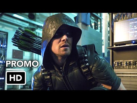 "Arrow 4x12 Promo ""Unchained"" (HD)"