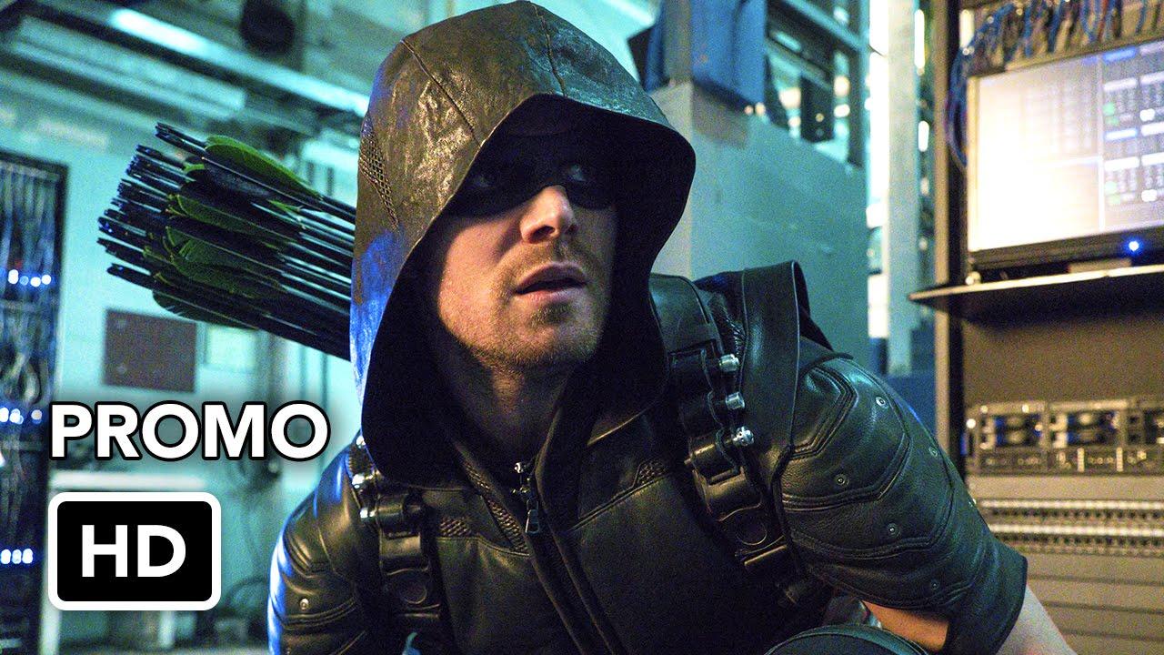 Arrow S04e12