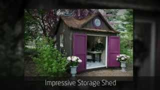Searching For The Best Backyard Storage Shed Plans When Video Goes Horribly Wrong ;-)