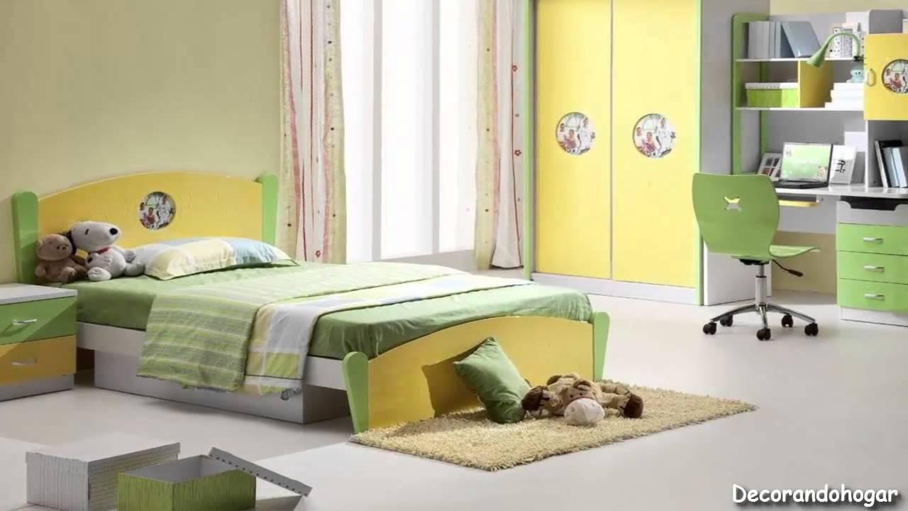 Combinaci n de colores para un dormitorio juvenil youtube for Colores de pared para habitacion