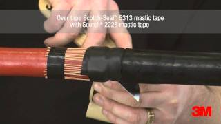 3M™ Standard MV Cold Shrink Joints with Taped Electrode