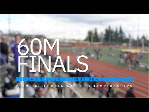 190209 2019 California Winter Championships - Isaiah Turner - 60M Finals Mp3