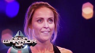 Katie McDonnell is back! | Ninja Warrior UK