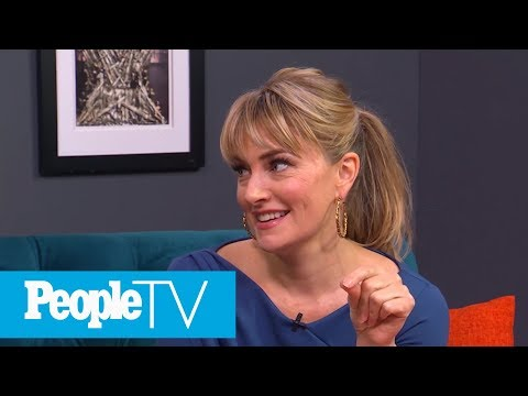 Chase Crawford Was So Nervous Kissing Mädchen Amick On 'Gossip Girl' | PeopleTV
