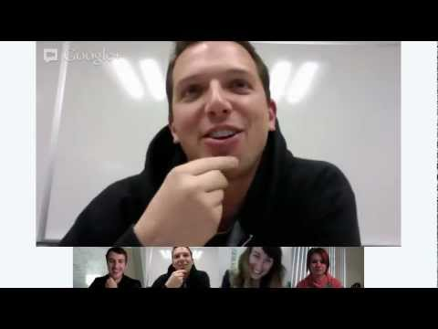 Google Community Manager Hangout