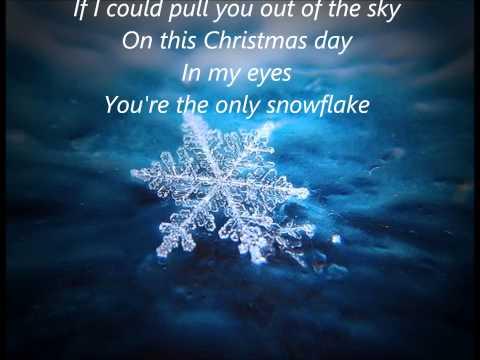 Snowflake-Jason Chen Iyrics
