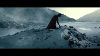 Man of Steel - Superman's first flight