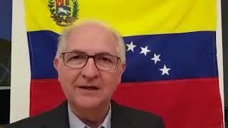 Antonio Ledezma: Venezuela ha protagonizado un épico acto de desobediencia civil