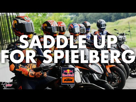 Full factory: KTM riders saddle up for Spielberg   2019 #AustrianGP