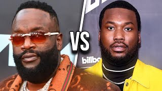 The Beef Between Meek Mill and Rick Ross Explained