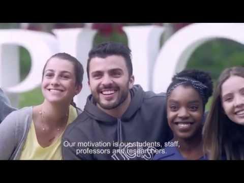 Vídeo Institucional PUCRS (legendado - inglês)