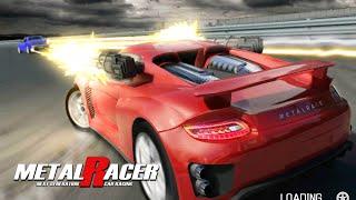 Metal Racer - Гонки на выживание для Android (Обзор/Review)