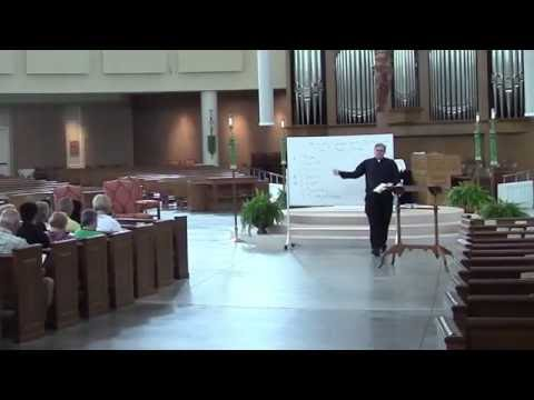 Year of Mercy Spirituality Series: Hidden Enemies of the Spiritual Life Part 1