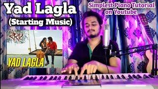"Piano Tutorial (YAD LAGLA/Peheli Baar)INTRO MUSIC/Simplest Way to Play ""Yad Lagla/Peheli baar"" Intro"
