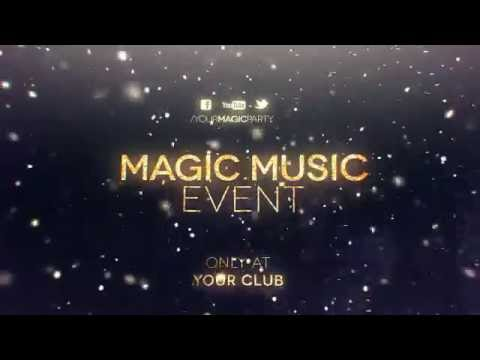 Magic Music Event (Best After Effects Projects)