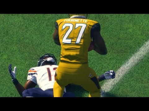 Best Plays of Madden 18 | February 2018