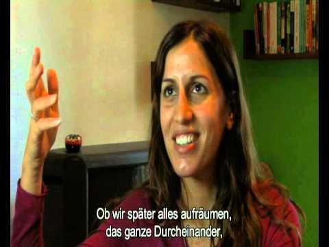"""Dana: """"Waffendurchsuchungen an und in Frauen"""". Breaking the Silence."""