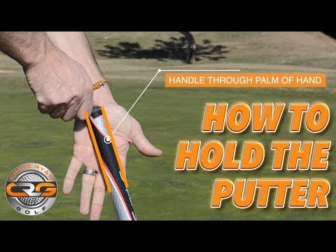PUTTING | IS YOUR GRIP CORRECT?