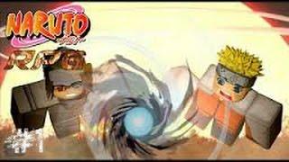 Let's Play Roblox- Naruto RPG- Ep 1 Snap- Akutsuki read description