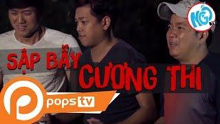 POPS TV | Sập Bẫy Cương Thi - Về Quê Ăn Tết Tập 2 | NgốTV