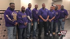 Creating Black History in SA: Omega Psi Phi Fraternity leads by example